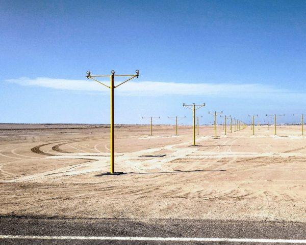 Hurghada Approach Masts