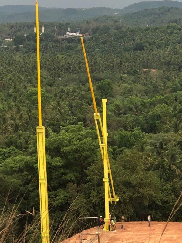 Kannur Approach Masts