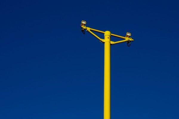 Leeds Bradford Approach Mast