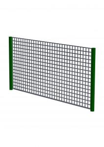 Pollite GRP Frangible Fencing